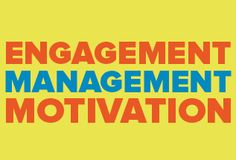 engagment Motivation au travail